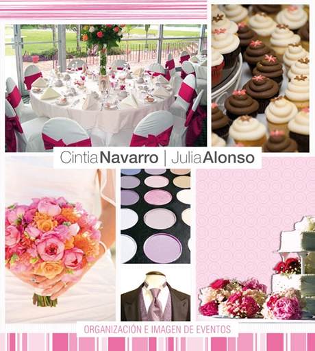 Cintia Navarro Julia Alonso - Organización e Imagen de Eventos