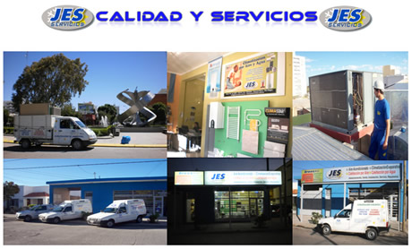 Climatización en General Roca - JES Servicios