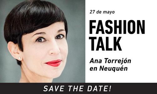 Ana Torrejón en Neuquén