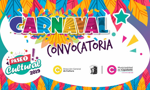 Cipolletti se prepara para los festejos del Carnaval