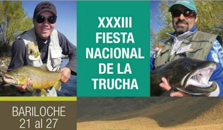 Se presentó la XXXIII Fiesta Nacional de la Trucha