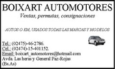Automotores Boixart