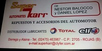 Autopartes Super Karr