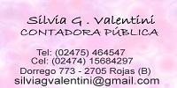 Contadora Pública Silvia Valentini