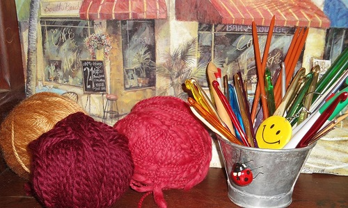 Taller de Creaciones en Crochet - Puppy Room de Otoño