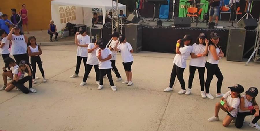 Comienzan las clases de verano de ADAC en Zapala