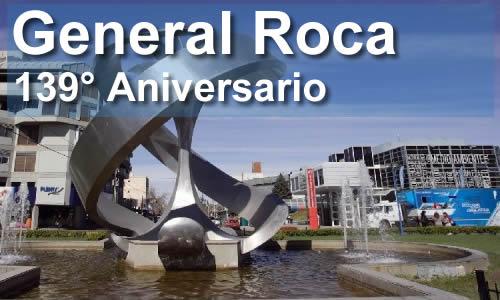 General Roca se prepara para su 139 Aniversario