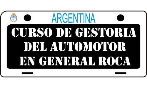 Curso de Gestoría del Automotor en General Roca