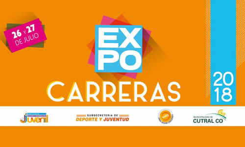 Expo Carreras Cutral Có 2018